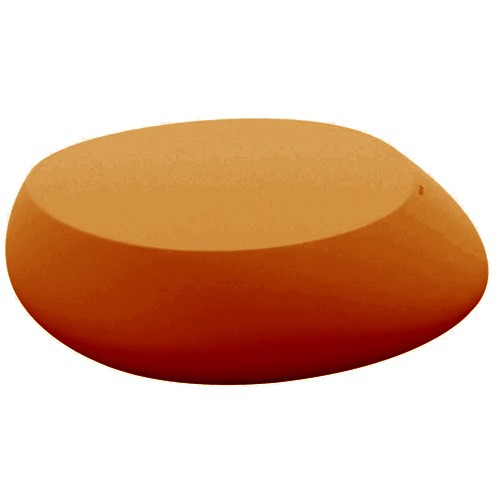 Stone table basse orange de vondom for Table basse orange