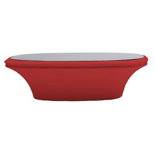 Table Basse Ufo Vondom Rouge