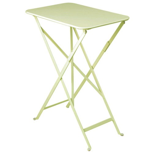 table pliante bistro 37 x 57cm tilleul de fermob. Black Bedroom Furniture Sets. Home Design Ideas