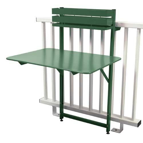 table pliante bistro balcon c dre de fermob. Black Bedroom Furniture Sets. Home Design Ideas