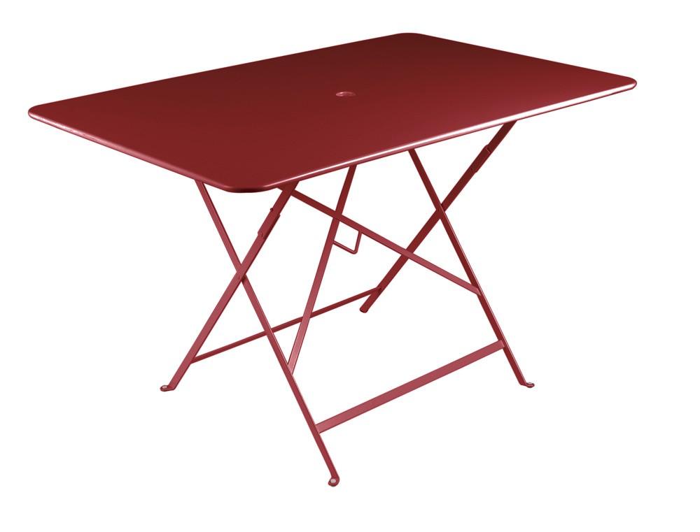 Bistro Rouge Table De 117x77 Fermob CmOcre CxoQtrdBsh