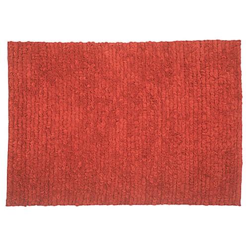 dolce tapis 200x300 200 x 300 cm rouge de nanimarquina. Black Bedroom Furniture Sets. Home Design Ideas