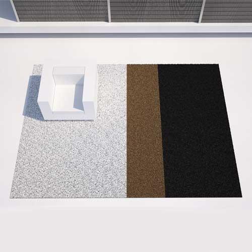 tapis d exterieur lines 200 x 200 cm de vondom. Black Bedroom Furniture Sets. Home Design Ideas