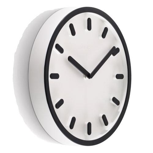 Horloge Murale Tempo Noir De Magis
