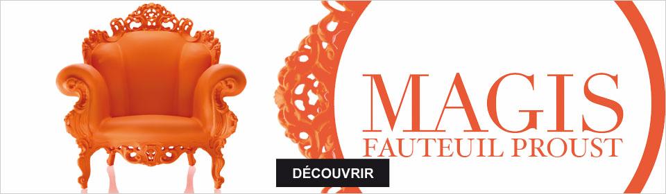 Fauteuil Proust Magis