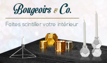 Bougeoirs & Co.