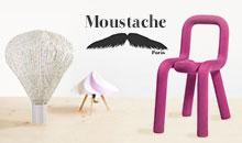 Moustache : décoration et mobilier design