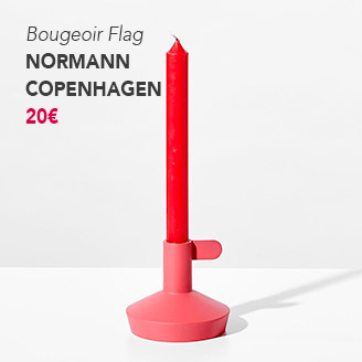 Bougeoir Flag Normann Copenhagen