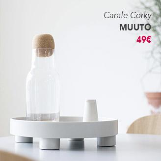 Carafe Corky Muuto